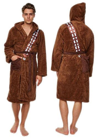 Chewbacca dressing gown