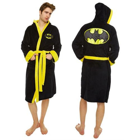 Batman classic dressing gown