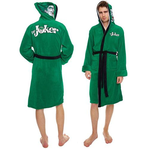 Joker dressing gown