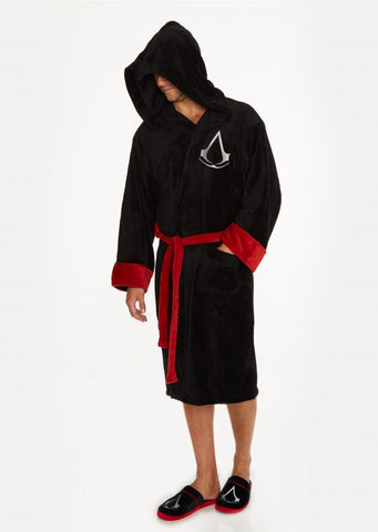 Assassins creed black robe