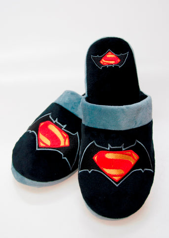 BvS slippers 5-7