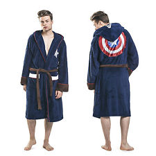 Captain America adult robe