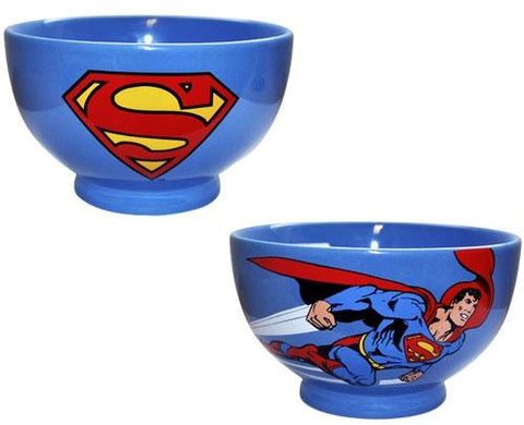 Superman classic bowl