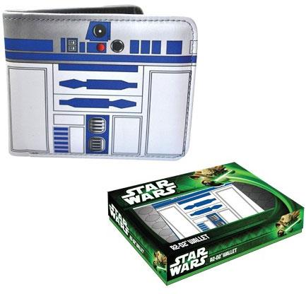 R2D2 boxed wallet