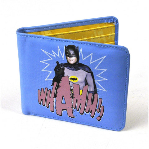 Retro batman wallet