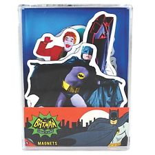 Batman magnet set