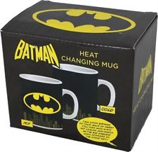 Batman heat change mug