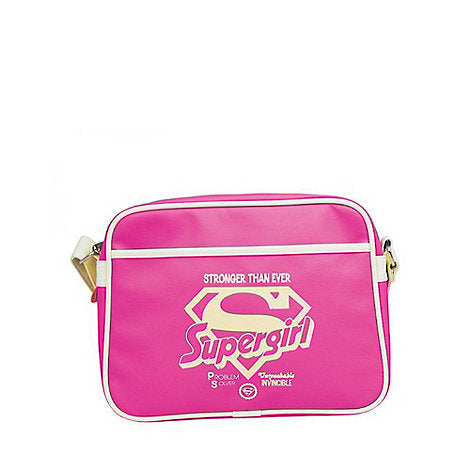 Supergirl mini messenger