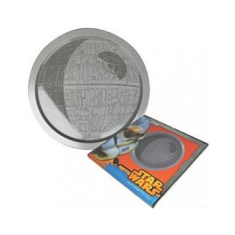 Death star tin tray