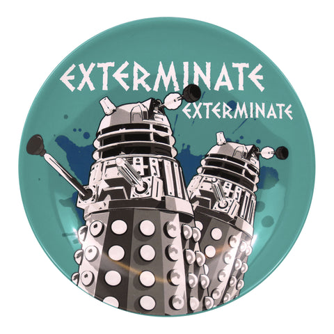 Exterminate side plate
