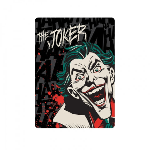 Joker face magnet