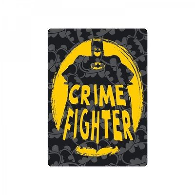 Crime fighter magnet