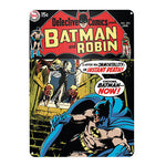 Batman & R. large tin sign
