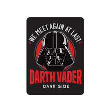 Darth meet again magnet