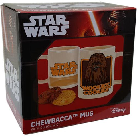 Chewbacca cookie mug