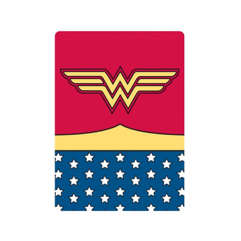 Wonder Woman costume magnet
