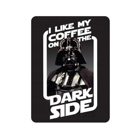 Darth dark side magnet