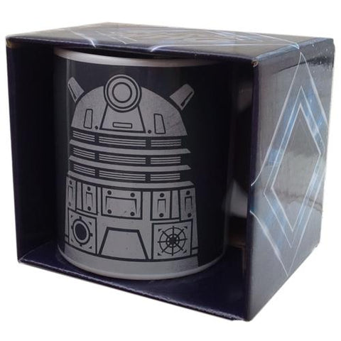 SALE Grey Dalek mug