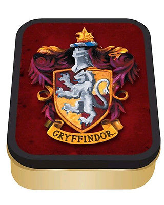 Gryffindor collectors tin