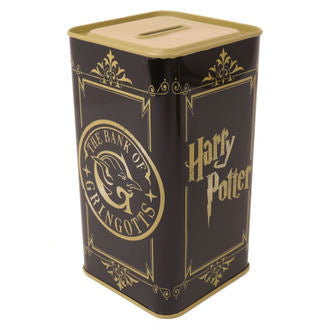 Gringotts moneybox tin