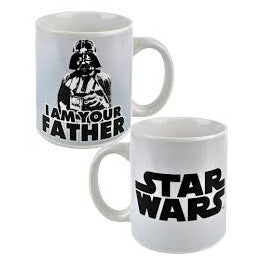 Darth father mini mug
