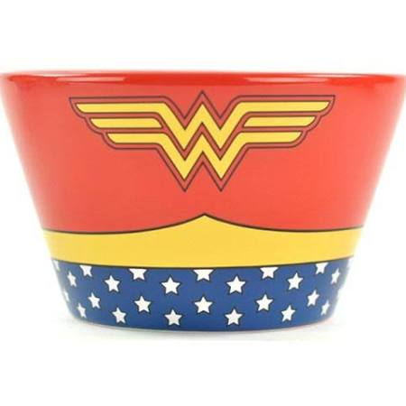Wonder Woman bowl