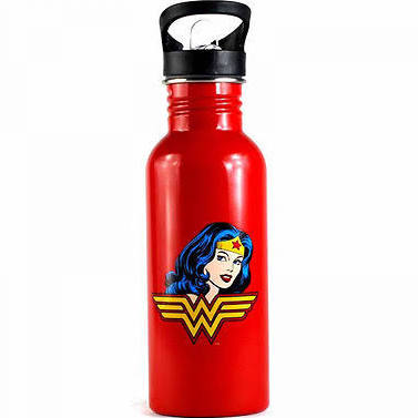 Wonder Woman water bottle