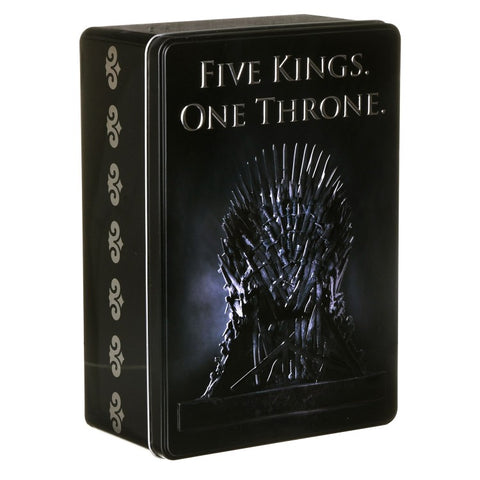 Game of Thrones Five Kings Storage Tin