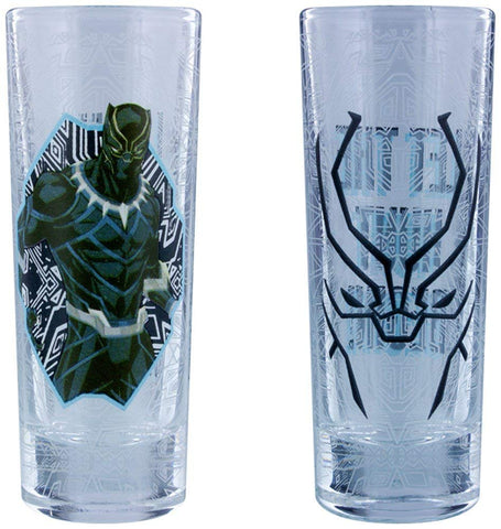 Black Panther Shot Glasses