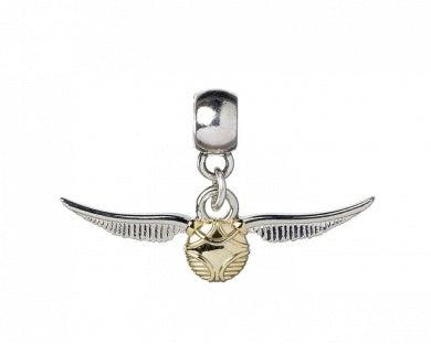 Golden snitch charm