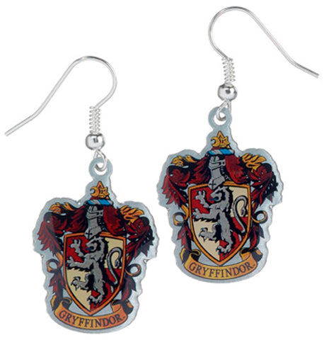 Gryffindor earrings