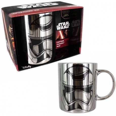 Captain phasma metallic mug