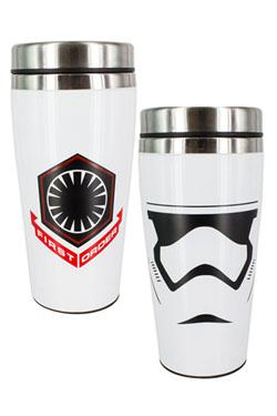 Storm trooper travel mug