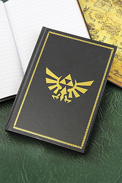 Hyrule notebook