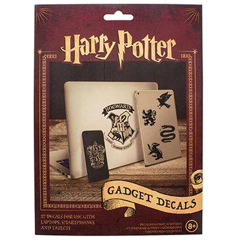 Harry potter gadget decals