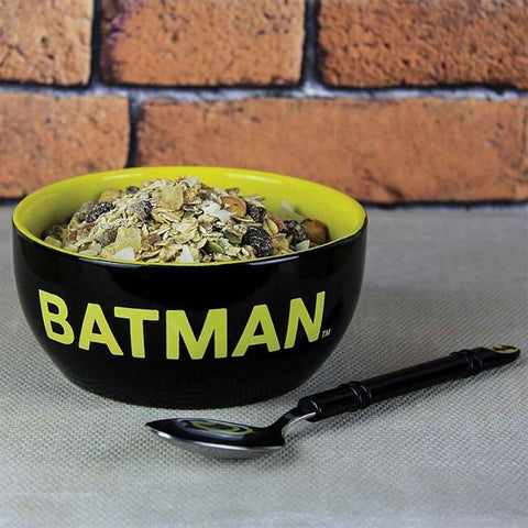 DC Batman Breakfast Set