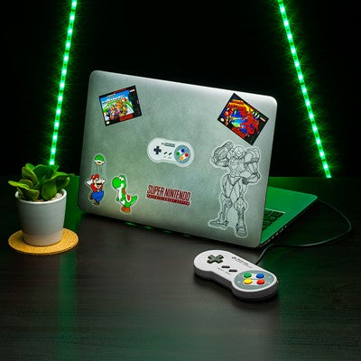 SNES Gadget Decals