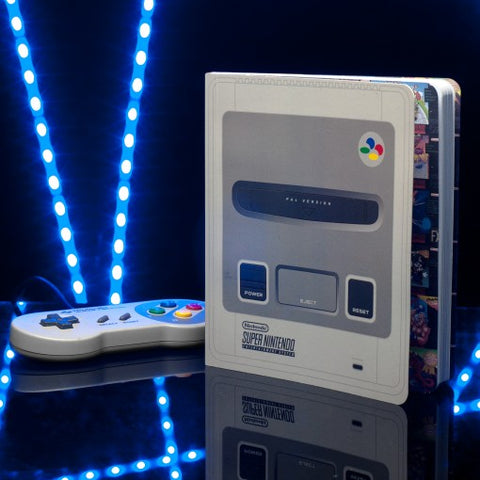 SNES Notebook