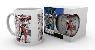 Original Harley comic mug