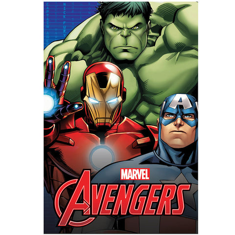 SALE Marvel avengers blanket