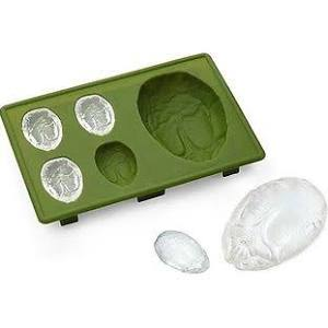 Alien egg ice tray