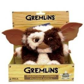Gizmo singing plush
