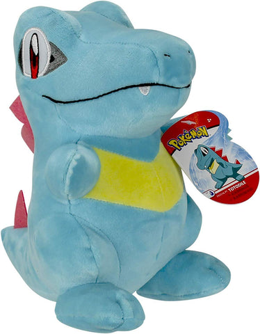 Pokemon Totodile plush