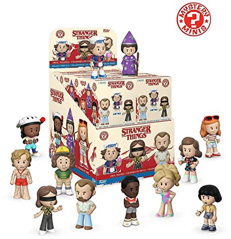 Stranger Things Mystery minis season 3
