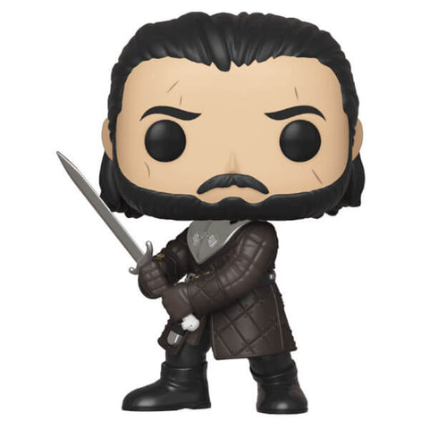Jon Snow with Longclaw std pop