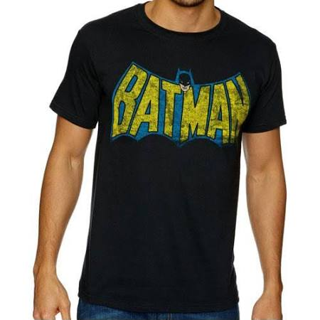 Batman winged t-shirt S