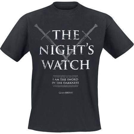 Nights watch t-shirt S