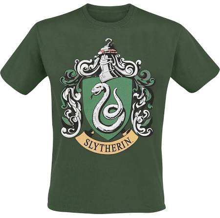 Slytherin t-shirt S