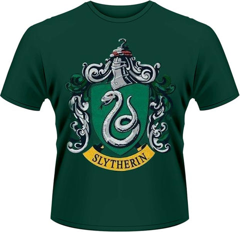 Harry Potter Slytherin logo t-shirt XL