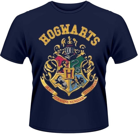 Harry Potter Crest t-shirt L